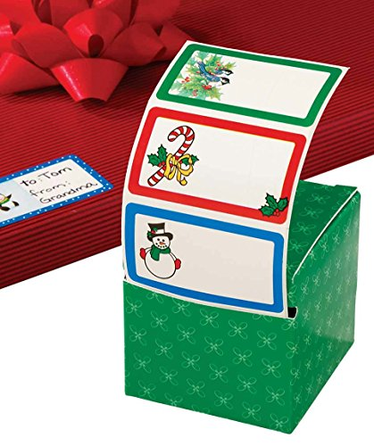 Miles Kimball Christmas Boxed Labels