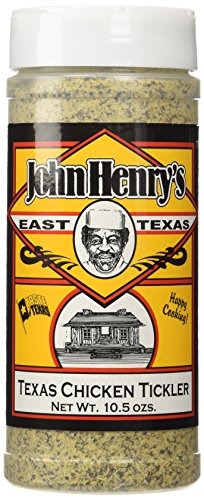 John Henry's Texas Chicken Tickler - Spice Rub Chicken