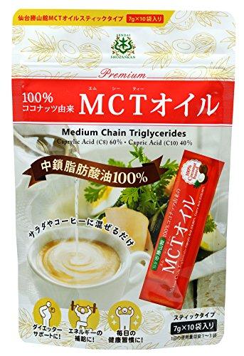 센다이 가츠야마관 MCT 오일 7g × 30 포 다이어트 버터커피용