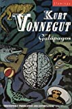 Front cover for the book Galápagos by Kurt Vonnegut
