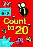 Count to 20 Age 4-5 (Letts Fun Learning) (Letts Fun Farmyard Learning)