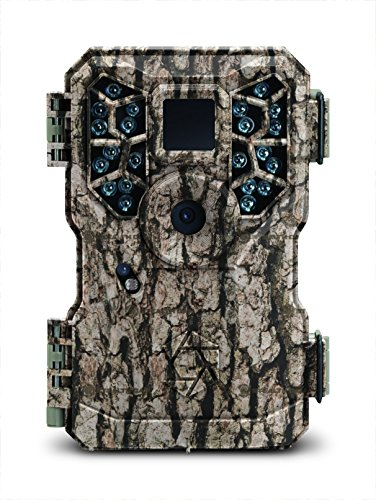 GSM Outdoors STC-PX22 Stealth Cam 8 MegapixelVideo Recording 15 seconds22 IR EmittersFull Texture Smooth Gsm Camo (White Oak Tree Bark) Digital Scouting Camera