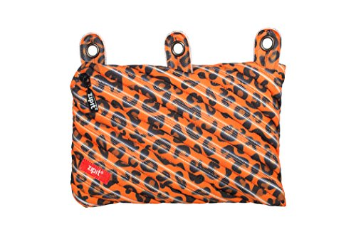 ZIPIT Cosmo 3-Ring Pencil Case, Tiger