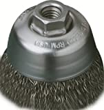 United Abrasives/SAIT 01408 2-3/4-Inch by .014-Inch by 5/8-11 Crimped Stainless Steel, 6-Pack