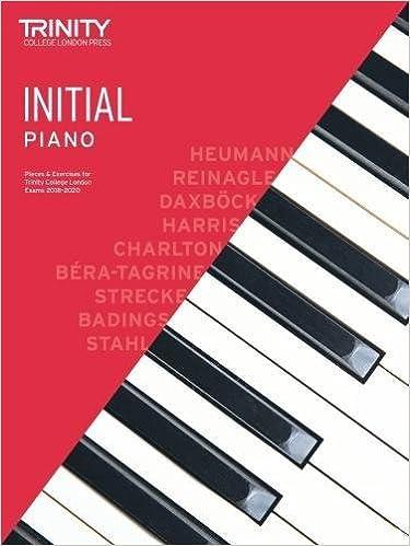 trinity third grade piano songs