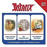 Asterix-3-CD Hörspielbox Vol.6