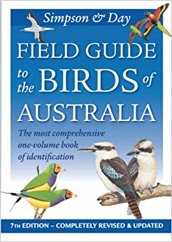 Field Guide to the Birds of Australia (Helm Field Guides)