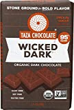 Taza Chocolate | Amaze Bar | Wicked Dark | 95% Stone Ground |...