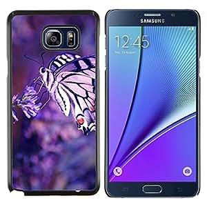 Queen Pattern - FOR Samsung Note 5 N9200 N920 - Dawn - Cubierta del caso de impacto con el patr???¡¯???€????€?????n Art Designs