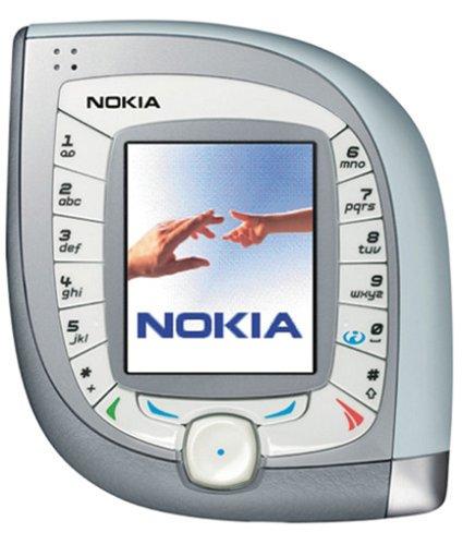 Nokia 7600 grau Handy