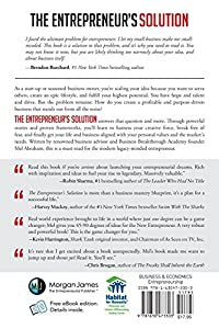 The Entrepreneur's Solution: The Modern Millionaire's Path to More Profit, Fans & Freedom from Morgan James Publishing