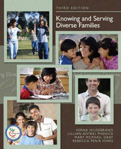 Knowing and Serving Diverse Families (3rd Edition)