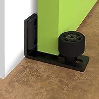 Guía de suelo ajustable para pared/puerta, guía