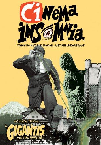 Gigantis: The Fire Monster (Cinema Insomnia Edition)