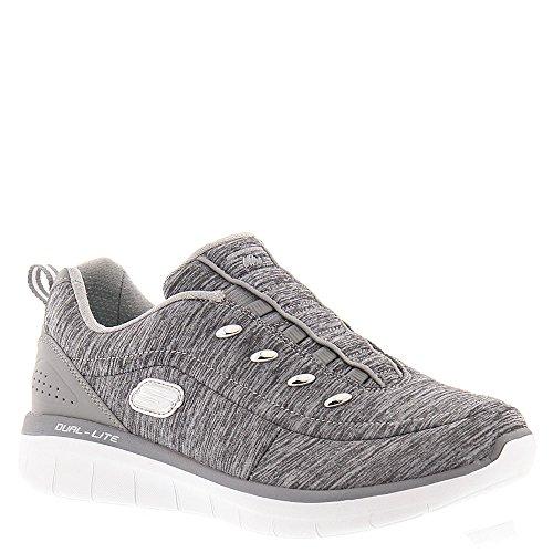 Skechers Damen Synergy 2.0-Scout Mode Sneaker Grau