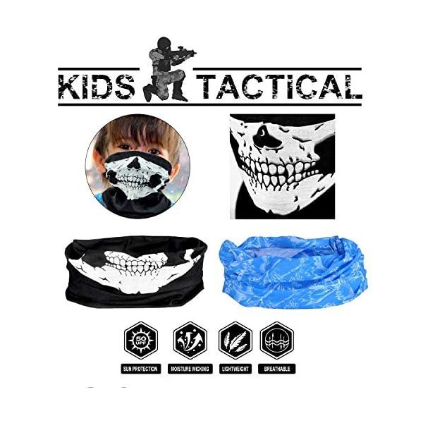 Kids-Tactical-Vest-2Pack-Adjustable-Tactical-Jacket-Vest-Kit