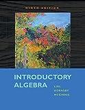 Introductory Algebra 9780321557131