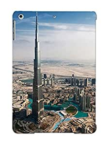 Cute High Quality Ipad Air Burj Khalifa Case Provided By Trolleyscribe
