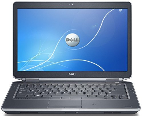 "Dell Latitude E6430 14"" Notebook PC - Intel Core i5-3320 2.6GHz 8GB 320gb SATA Windows 10 Professional (Certified Refurbished)"