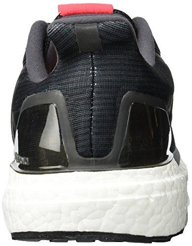adidas Damen Supernova Laufschuhe Schwarz (Core Black/Iron Metallic/Core Pink)
