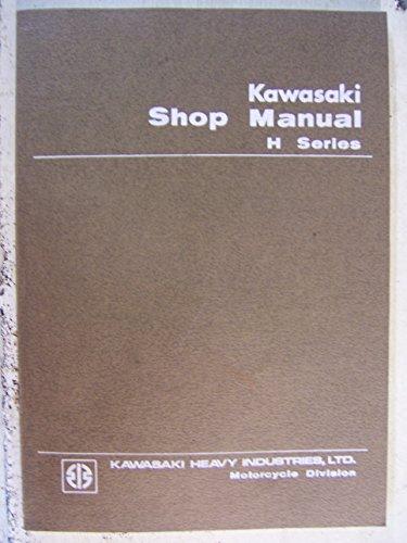 1972 Kawasaki H2 - 5