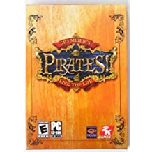 Sid Meier's Pirates Live the Life
