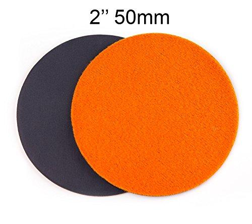 2'' 50mm GP20 Abrasive Disc for Glass Scratch Repair, ULTRA-FINE (50 discs)