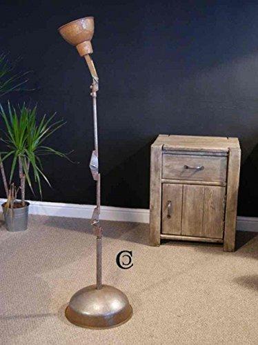 Industrial Anglepoise Machine Lamp Floor Standing Amazon Co Uk