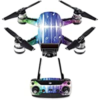 Skin for DJI Spark Mini Drone Combo - Music Man| MightySkins Protective, Durable, and Unique Vinyl Decal wrap cover | Easy To Apply, Remove, and Change Styles | Made in the USA