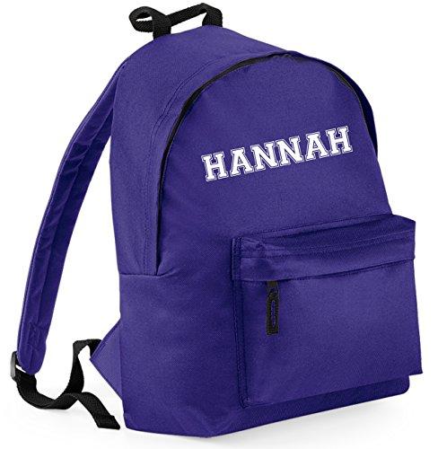 Edward Sinclair - Bolso mochila para mujer púrpura - morado