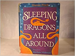 Book sleeping dragons all around