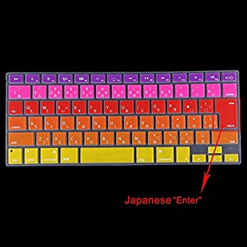 Wewoo Protection Clavier pour Macbook 13,3 pouces & 15,4