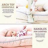 Organic Newborn Lounger | Baby Nest | Portable