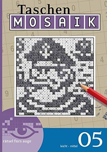 Mosaik-Rätsel 05 (Taschen-Mosaik Taschenbuch)