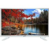 "Supersonic SC-2211WH White AC/DC HDMI 1080p 22"" LED Widescreen HDTV Television"
