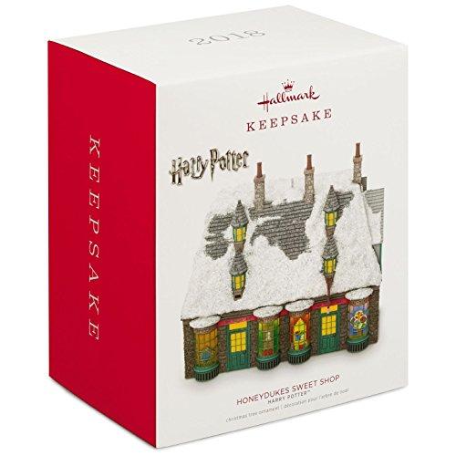 Hallmark Christmas Ornament Keepsake 2018 Year Dated, Harry Potter Sweet Shop, Honeyduke's by Hallmark (Image #2)