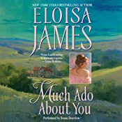 Much Ado About You: Essex Sisters, Book 1 | Eloisa James
