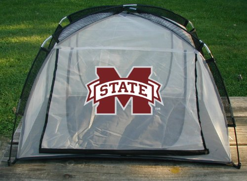 State Tailgating Tent (Rivalry NCAA Mississippi State Bulldogs Food Tent)