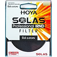 HOYA SOLAS 67mm ND-4 (0.6) 2 Stop IRND Neutral Density Filter MPN: XSL-67IRND06