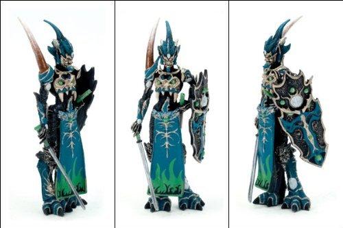 "McFarlane Toys Series 1 Spawn 3"" Mini Trading Figure: Mandarin Spawn (Blue/Green Variant)"