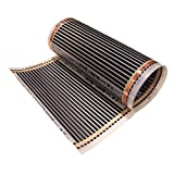 IdealHeat-USA 3 ft. 3 in. x 20 in. 110-Volt Radiant Floor Heating Film