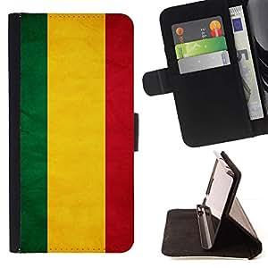 Momo Phone Case / Flip Funda de Cuero Case Cover - Nacional bandera de la nación País Bolivia; - Samsung Galaxy S3 III I9300