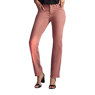 "beecaab8 Lee Womens Platinum Label ""Gwen"" Classic Fit Straight Leg Pant,  ..."