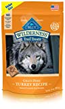 BLUE Wilderness Trail Treats Grain-Free Value Size Turkey Biscuits Dog Treats 24-oz