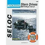 Mercruiser Stern Drives 2001-13 Repair Manual