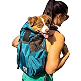 K9 Sport Sack Trainer | Dog Carrier Dog Backpack for Small and Medium Pets | Front Facing Adjustable Dog Backpack Carrier with Storage Bag | Veterinarian Approved (Small, Eclipse)