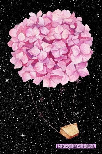 Hydrangea Heaven: Chic Hydrangea Flower Lover Journal For Women: 120 Page 6