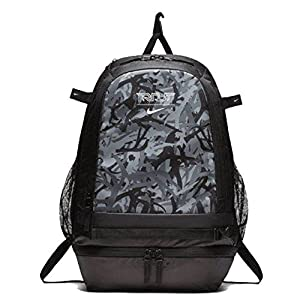 Nike Trout Vapor Baseball Backpack - Black/Black-White