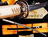 Hand Made Maru Folded Steel Japanese Samurai Sword Katana