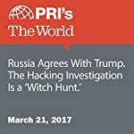 Russia Agrees With Trump. The Hacking Investigation Is a 'Witch Hunt.' | Charles Maynes
